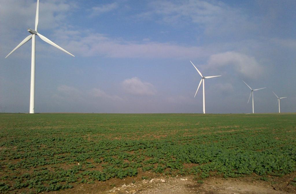 eacm aménagement éolien